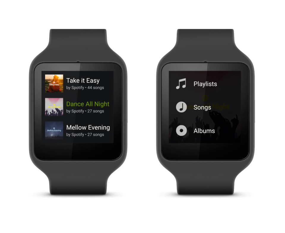 spotify-android-wear